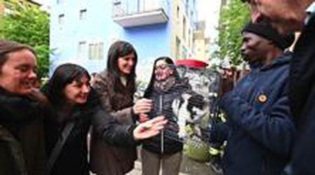 Torino, liberato il gatto Felix: era da giorni prigioniero in una palazzina sotto sequestro