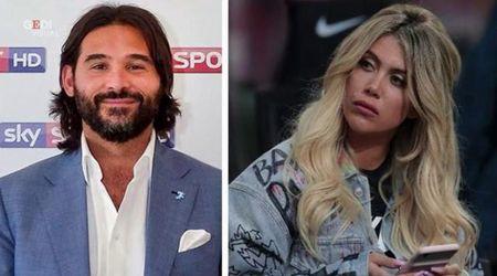 """Napoli-Inter, Wanda Nara insulta Adani dopo il gol di Icardi: """"Inutile sarà tua sorella"""""""