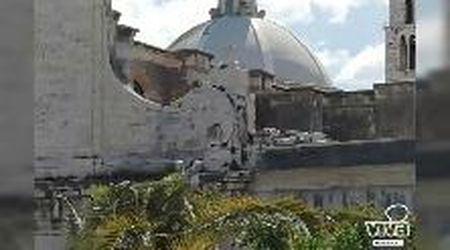 Scossa di terremoto in Puglia, danni a edifici e scuole evacuate a Trani