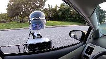 Usa, arriva il poliziotto robot per fermare le auto