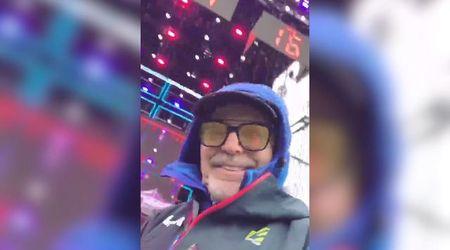 Vasco presenta ''sua maestà il palco'': la struttura gigantesca per il nuovo live