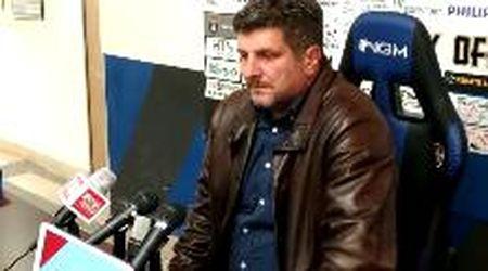 """Pisa-Carrarese 2-1, Silvio Baldini: """"Conosco tanti allenatori che sono dei cretini..."""""""