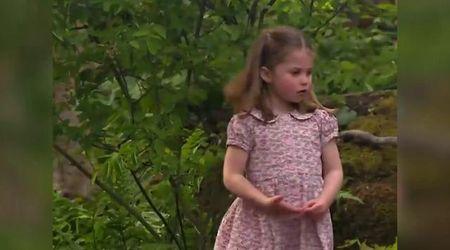 Reali inglesi, il nomignolo speciale di papà William per la piccola Charlotte è francese
