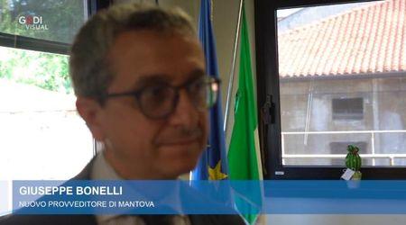 Giuseppe Bonelli è il nuovo provveditore di Mantova