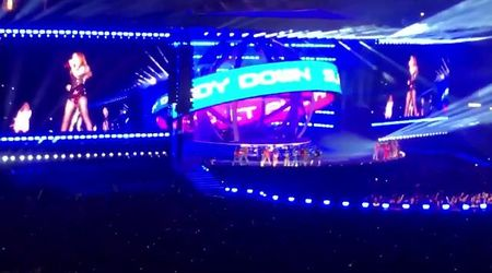 Spice Girls sul palco come negli anni '90: lo stadio è pieno ma Mel B. si scusa