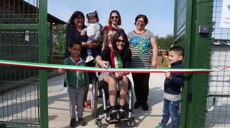 Galliavola, inaugurato il nuovo centro ludico sportivo