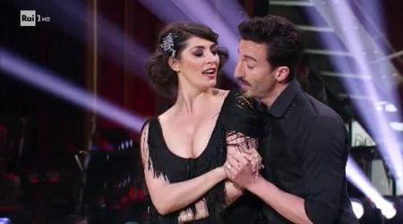 Ballando con le stelle, il charleston scatenato di Elisa Isoardi conquista il pubblico