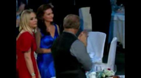 Ornella Muti condannata per tentata truffa: ecco il video della cena di gala con Putin