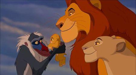 'Il re leone', il classico Disney compie 25 anni