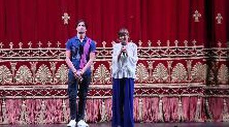"""Napoli, la soprintendende del San Carlo sul palco: """"Chiediamo scusa"""""""