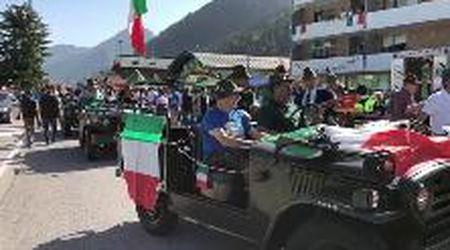 Alpini, l'adunata di Tolmezzo: i preparativi