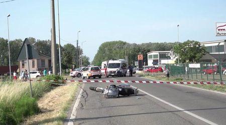 Castelletto, marito e moglie muoiono nell'incidente in moto
