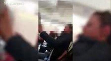 Paura e urla sul volo per Basilea: passeggeri sbalzati a terra, 10 i feriti