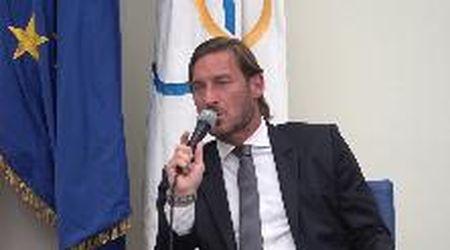 """Totti lascia la Roma: """"Era quello che volevano, togliere i romani da Roma. Con De Rossi andremo in curva sud insieme?"""