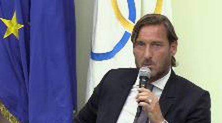 """Totti lascia la Roma, l'annuncio ufficiale: """"Scelta inimmaginabile ma non è stata colpa mia"""""""
