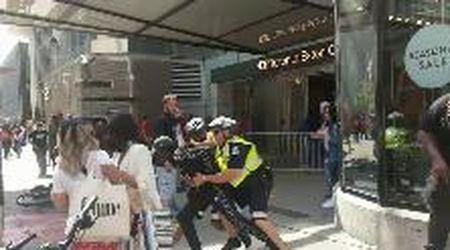Toronto, spari tra la folla durante festa per il titolo Nba: panico per le strade