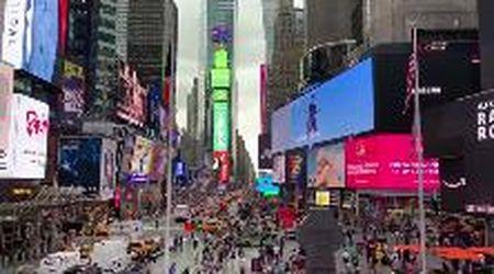 A Times square c'è aria di Puglia: lo spot sui maxischermi di New York