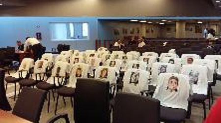 Strage di Viareggio, così in aula in attesa della sentenza d'appello