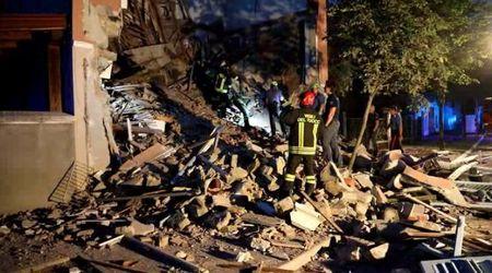 Tragedia a Gorizia, crolla una palazzina: tre i morti