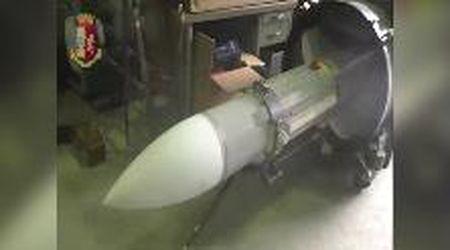 Torino, sequestrato arsenale a gruppo di estremisti destra: fra le armi anche un missile