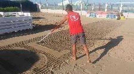 Ecco perché scrivo i miei pensieri sulla spiaggia