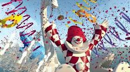 Ecco come sarà il Carnevale di Viareggio del 2020