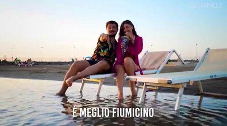 'Stamo a Fiumicino': parodia del Mambo Salentino, così si balla il tormentone estivo in romanesco