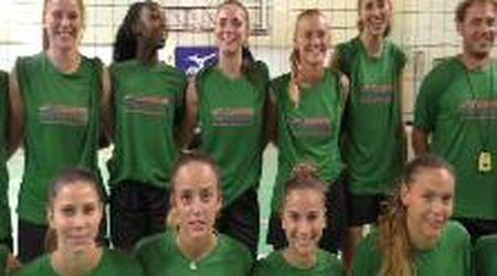 Volley femminile A2, il raduno della Canovi Sassuolo