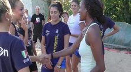 Volley femminile A2, il raduno del Montale
