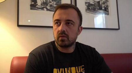 Chef Rubio al Mantova FilmFest: entusiasta che le persone siano scese dalla Open Arms