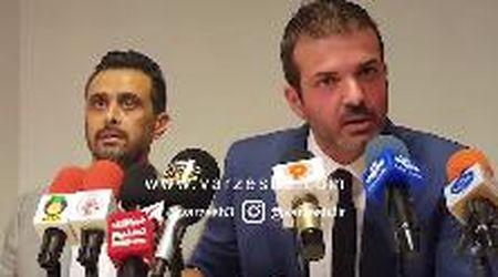 "Iran, prima partita senza interprete. Stramaccioni sbotta e se ne va: ""Sabotaggio!"""