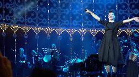 Elisa canta in salentino nella 'Notte della Taranta': da Gorizia con amore per la Pizzica di Galatone