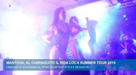 Tappa mantovana per il Vida Loca Summer Tour