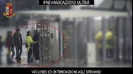 Arresti ultrà Juve, così agli altri tifosi veniva impedito di occupare il proprio posto allo stadio