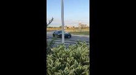 Lo schianto. Il figlio di un imprenditore di Treviso finisce con la Ferrari contro un muro