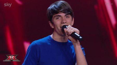 """""""Carote, carote"""": il tormentone di Emanuele, 16 anni, conquista XFactor"""