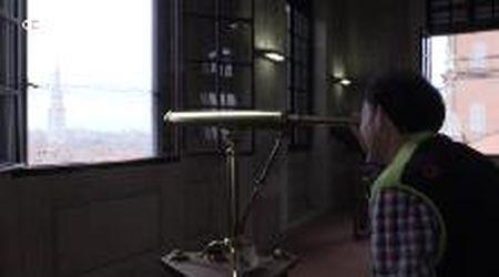 Modena, giornate Fai: scoprire l'osservatorio a Palazzo ducale