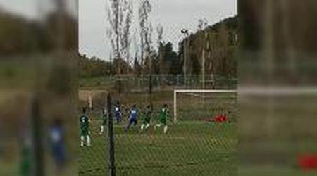 Calcio dilettanti, Adeshokan eroe dell'Etruria: eccolo in gol nella magica tripletta