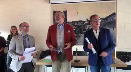 Bollengo, Lady e Mister Commercio: il  vincitore Sasso