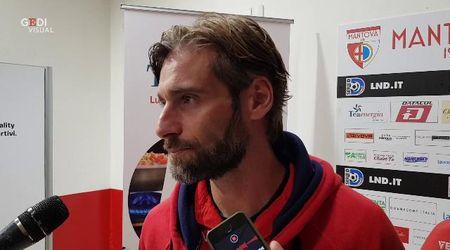 Calcio Mantova. Parla Altinier, autore di una doppietta al Franciacorta
