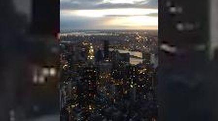 Le mille luci di New York: vista mozzafiato dal nuovo 102mo piano dell'Empire State Building