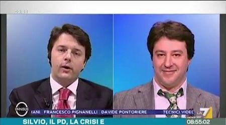 Renzi-Salvini, il primo duello in tv fra i due Matteo è stato dieci anni fa