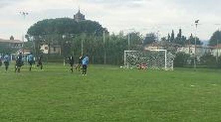 Calcio dilettanti: suonano le campane e il Vagli riesce a segnare il rigore