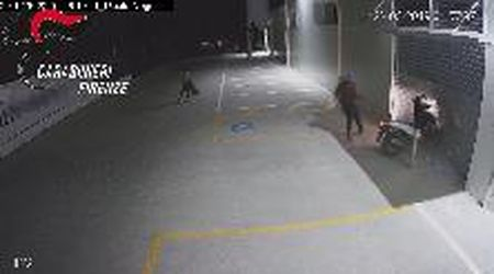 23 rapine e 6 furti: ecco come agiva il commando arrestato tra Montecatini e Firenze