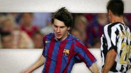 Messi e l'assist che convinse il Barcellona a non cederlo