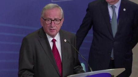 """Brexit, Juncker: """"Accordo rispetta diritti dei cittadini europei, non serve una proroga"""""""