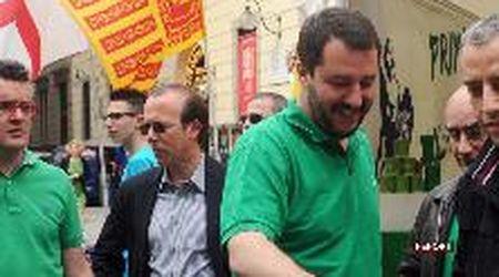 """L'inchiesta di """"Report"""" su Moscopoli, Moncalvo (ex direttore Padania): """"Legami con Savoini, ferie e note spese: vi racconto Salvini"""""""