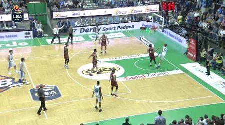 Impresa Treviso basket: gli highlights del derby contro la Reyer