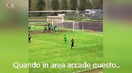 Calcio, Promozione: l'incredibile gol nel recupero del River Pieve