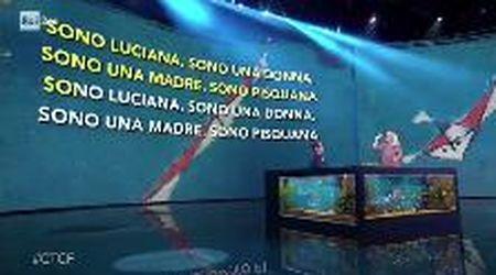 ''Sono Luciana, sono una donna! Fazio su Rai1, Fazio su Rai2!'': Littizzetto risponde così a Giorgia Meloni